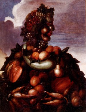Giuseppe Arcimboldo - The Seasons Pic 3