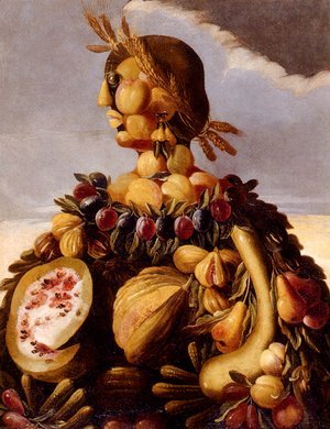 Giuseppe Arcimboldo - The Seasons Pic 4
