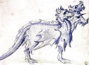 Sketch for a Cerberus